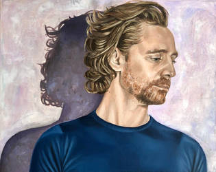 Tom Hiddleston - Betrayal by tanjadrawing