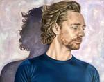 Tom Hiddleston - Betrayal by Tanjadrawings