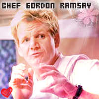 Gordon Ramsay XD by PerfectPanda