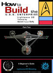 002How to Build the U.S.S. ENTERPRISE in Lightwave by gmd3d