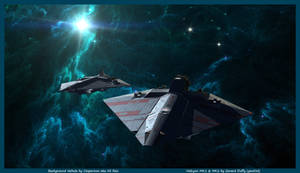 Halycon in Space Ali5 by gmd3d