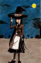 Intercambio de Halloween by Roronoa-Minamino