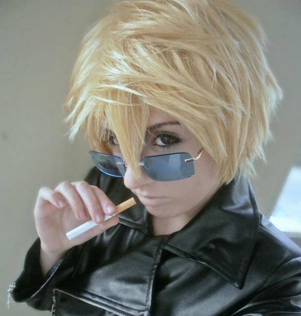 Shizuo casual version cosplay