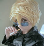 Shizuo casual version cosplay