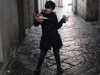 Izaya Orihara - Durarara cosplay