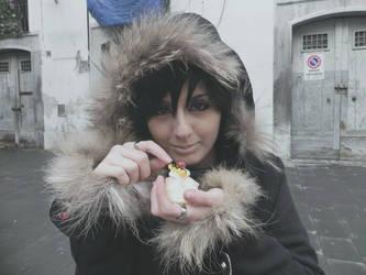 Izaya poke sweet