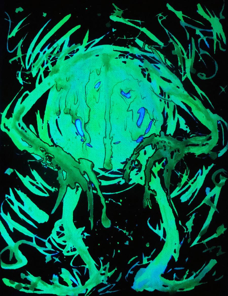 fragment ball-boy blacklight version by GLoeNn