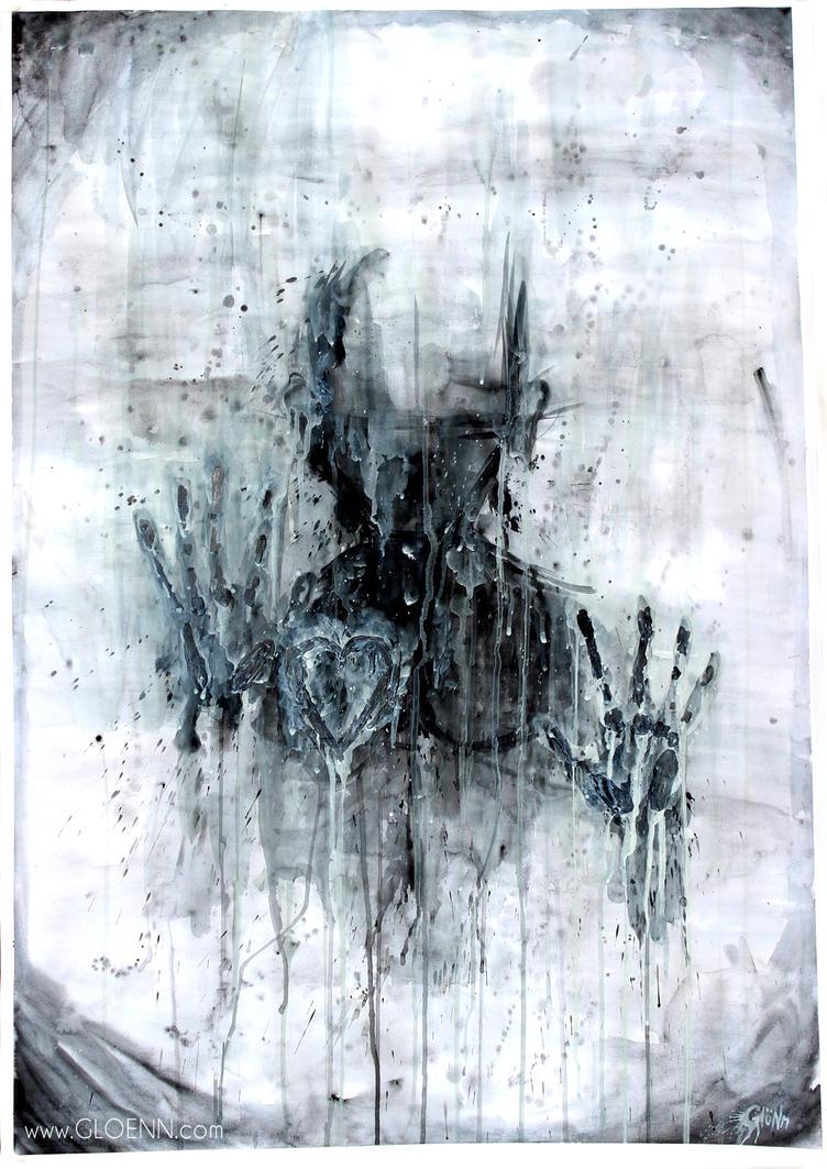 'Alienation' Artwork for InLegend by GLoeNn