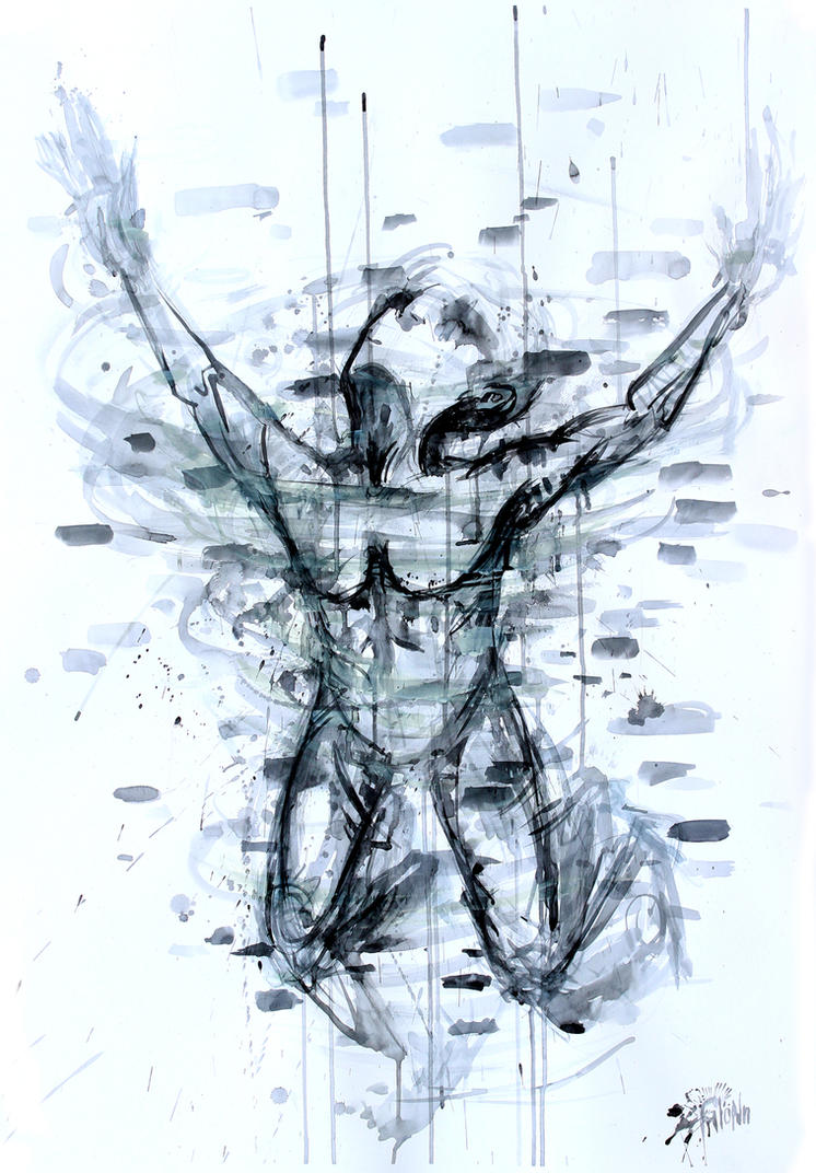 'to new horizons' artwork for InLegend by GLoeNn