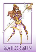 Sailor Sun by Bellavee