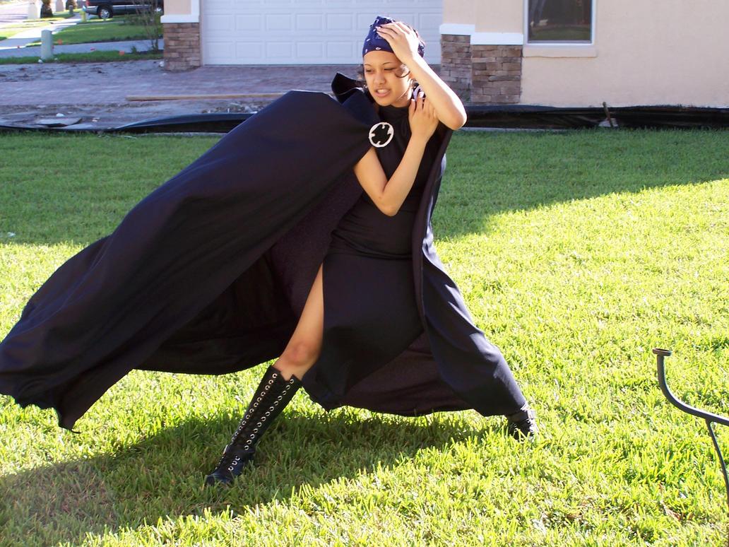 Raven as Raven by Raven-the-White
