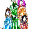 Avatar - OC - Family Benders by Raven-the-White