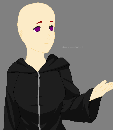 Hooded Base By Anime-In-My-Pants On DeviantArt