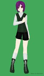 Sei in Uniform by Anime-In-My-Pants