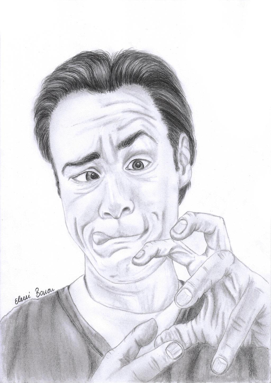 Jim Carrey by Sondim