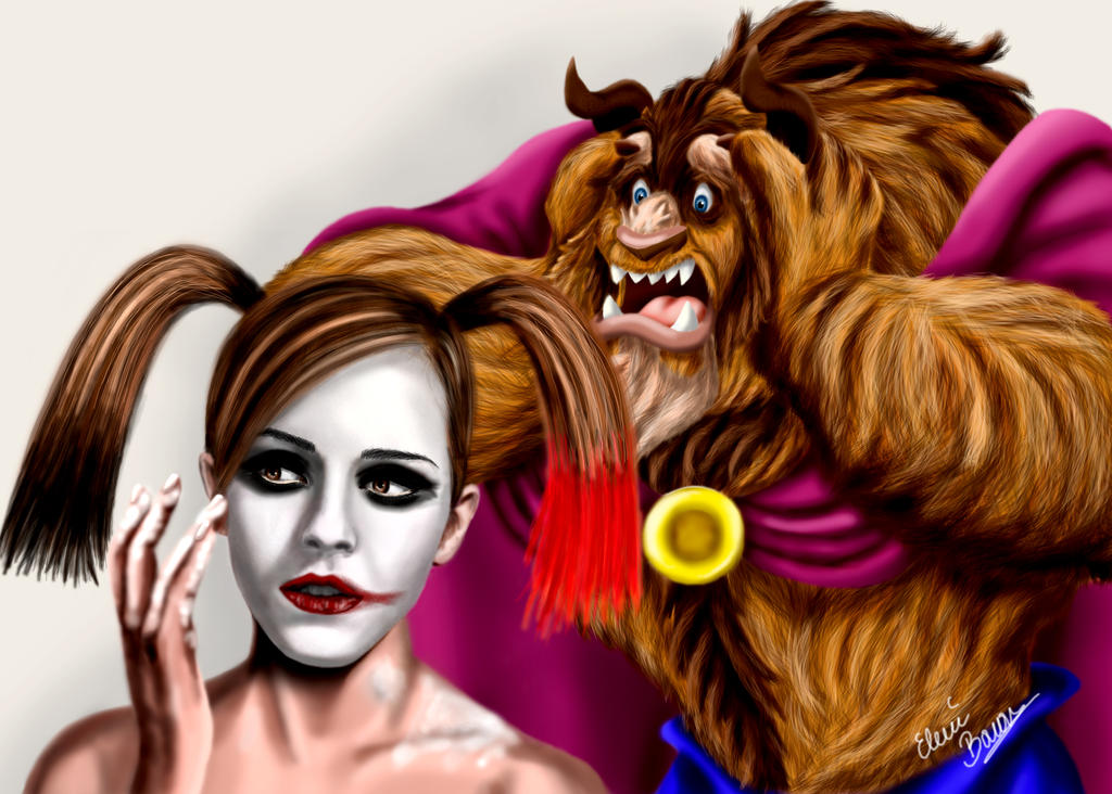 Where's my Belle?? by Sondim
