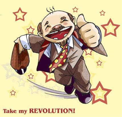 Puyo Puyo Tetris Lenin_by_okayutaka
