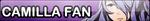 Camilla Fan Button (Fire Emblem Fates) by pastellene