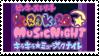 Kira Kira Music Night stamp by cutielinkle