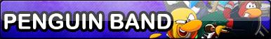 Penguin Band Fan Button [Club Penguin]