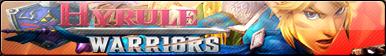 Hyrule Warriors (Legends) Fan Button
