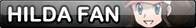 Hilda Fan Stamp [Pokemon Black/White]