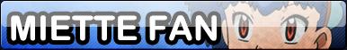 Miette Fan Button [Pokemon]