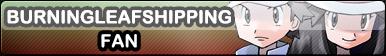BurningLeafShipping Fan Button [Pokemon]