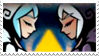 Lana and Cia Stamp [Hyrule Warriors Legends] by cutielinkle