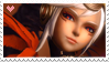 Cia Stamp [Hyrule Warriors Legends] by pastellene