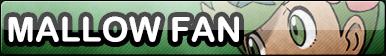Mallow Fan Button [Pokemon] by pastellene