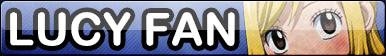 Lucy Heartfilia Fan Button [Fairy Tail] by pastellene