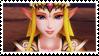 HW Zelda stamp 3 [Hyrule Warriors Legends] by pastellene