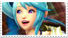 Lana Stamp 3 [Hyrule Warriors Legends] by pastellene