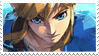 Link Stamp 1 [Breath of the Wild] by pastellene