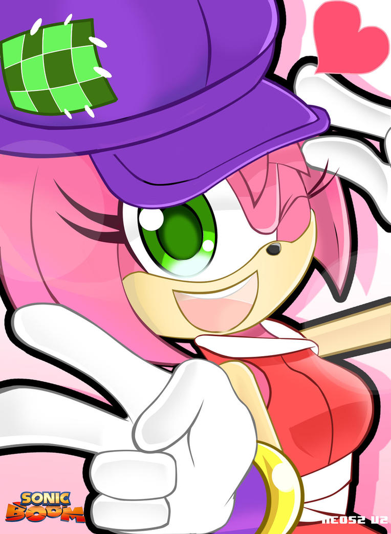 Amy the Clown by Neosz-v2