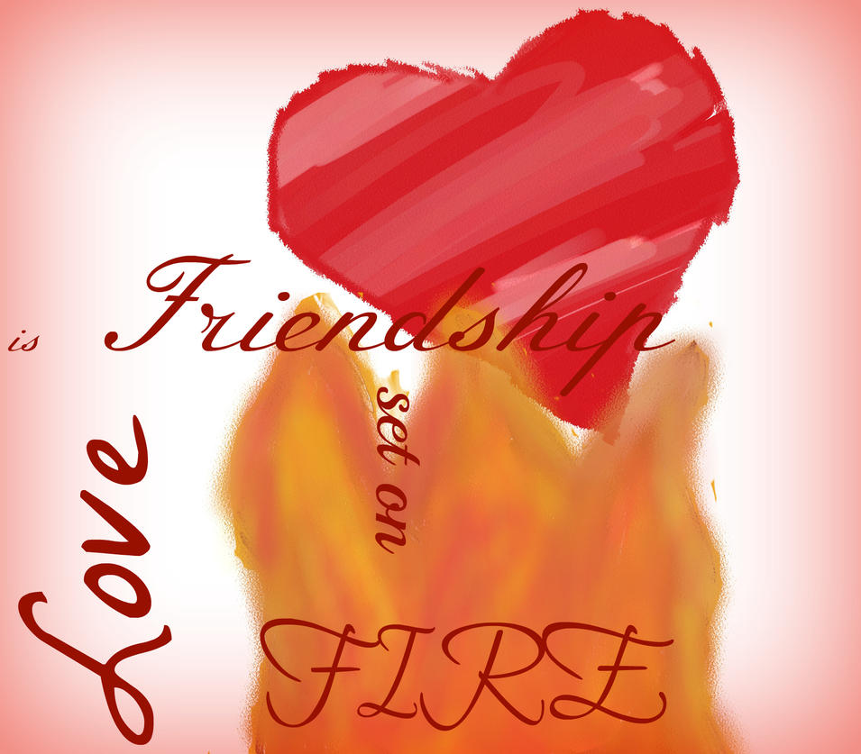 Related For Love is Friendship
