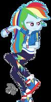 EQG Series -  Rainbow Dash