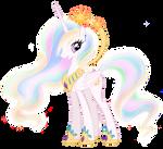 MLP Future Royal - Queen Celestia