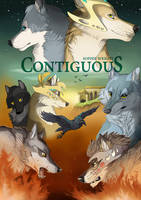 CONTIGUOUS cover. by Henva