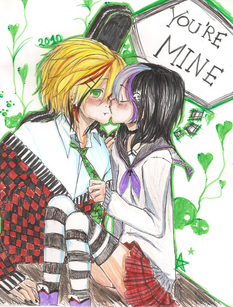 your mine only mine