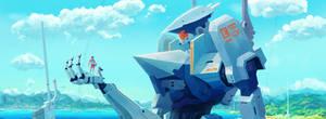 Ganymede Defense Force. by Gameguran
