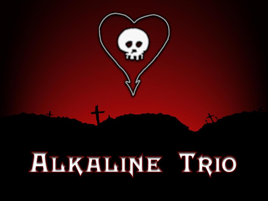 Alkaline Trio Good Mourning by farsidem4