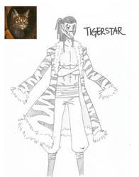 Tigerstar Humanized (2) by Inspector-Spinda