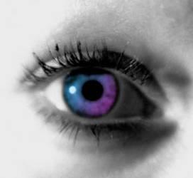 eye by NebelSola
