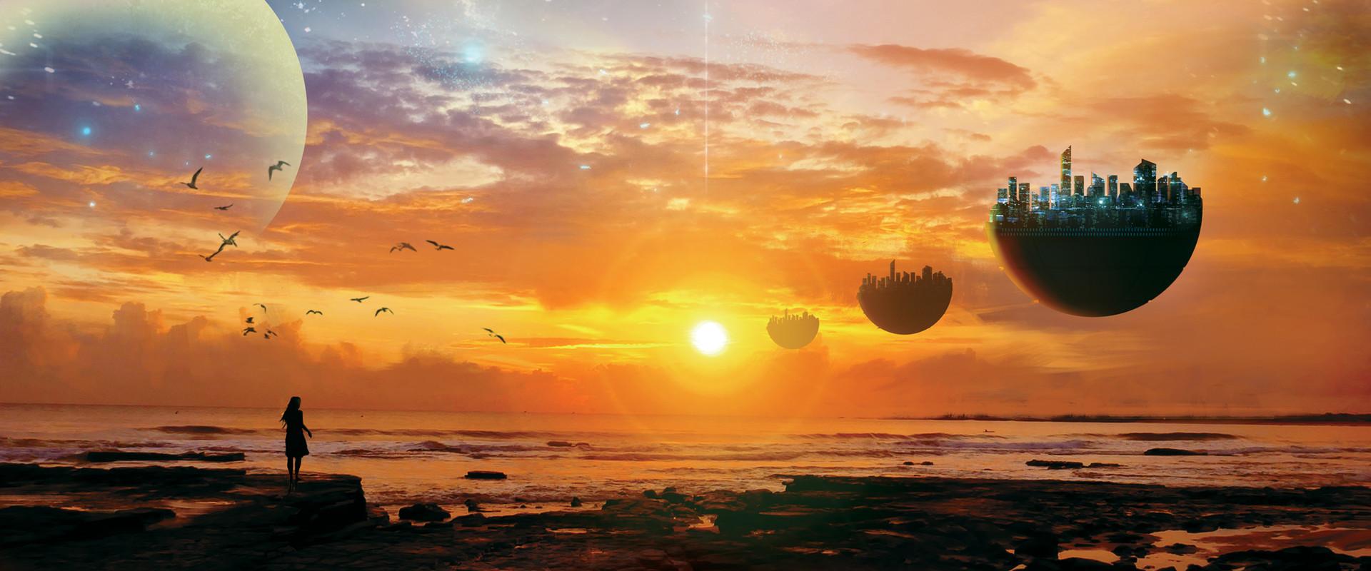 Silicas, Paradise Planet