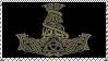 Stamp: Mjolnir by DontTripp