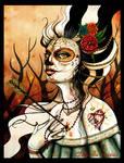 Grunge Dead Girl--Finished