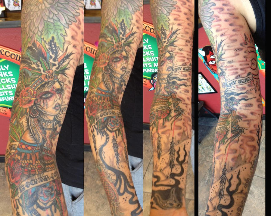 Your time is gonna come tattoo by prettygore on deviantart for Where do tattoos come from