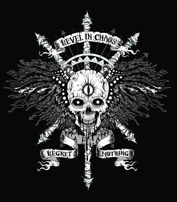 Harbingers of Chaos logo by PrettyGore on DeviantArt